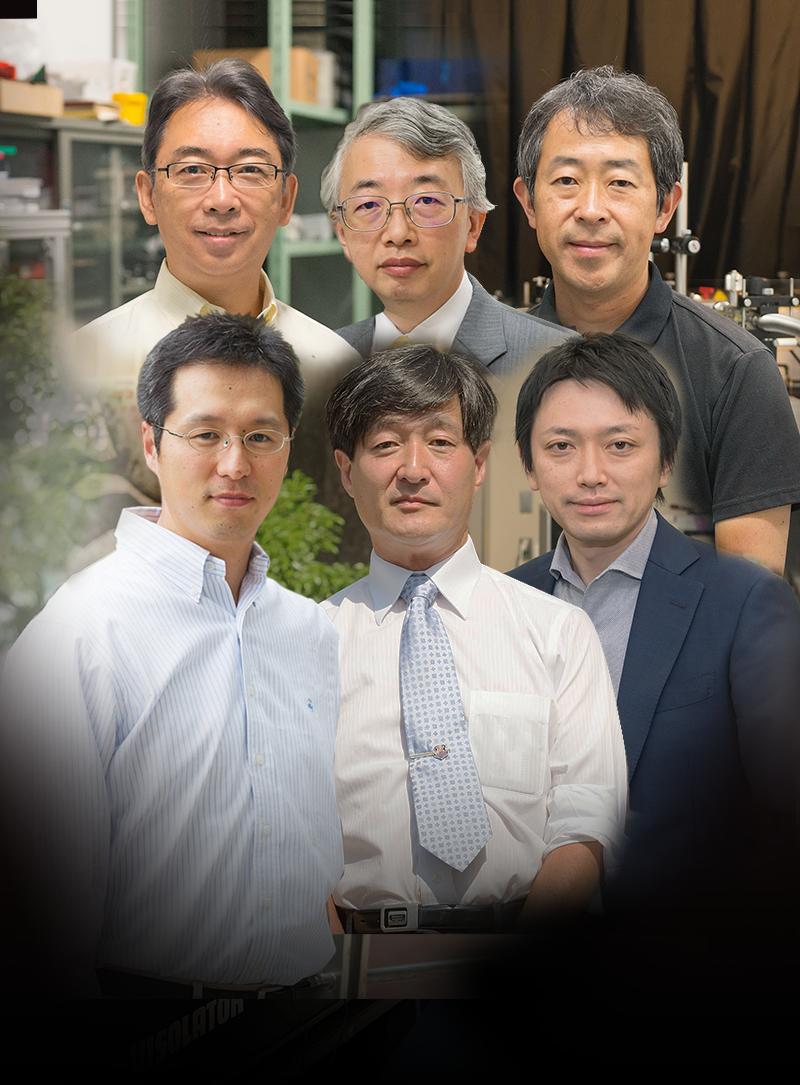 慶應義塾大学理工学部電気情報工学科 フォトニック分野の教員